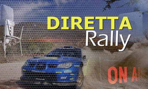 Diretta Rally Radio Robinson