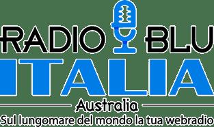 logo radio blu