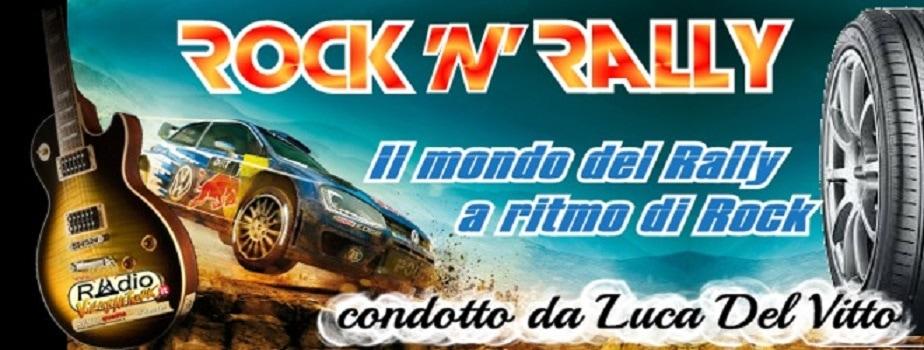 Rock'n'Rally il mondo del Rally a ritmo di Rock